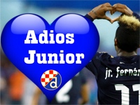 ADIOS JUNIOR!
